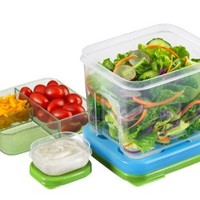 Rubbermaid  Lunch Blox - Salad Kit
