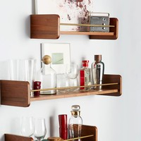 Mid-Century Shelf