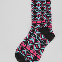 Santa Fe Boot Sock - Urban Outfitters