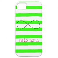 Infinity Colorguard Customizable iPhone 5 Cover from Zazzle.com