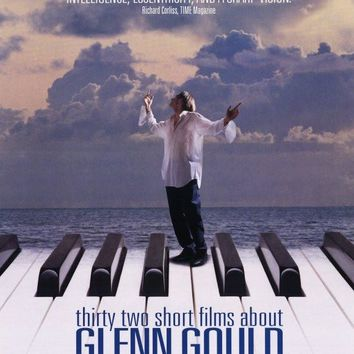 32 Short Films About Glenn Gould 27x40 Movie Poster (1993)