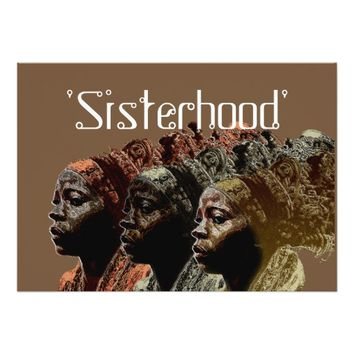 'Sisterhood' Card