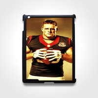 Jj Watt Houston Texans For iPad 2 3 4 iPad Mini Case