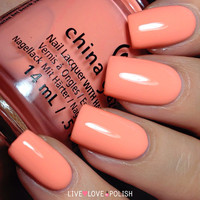 China Glaze More To Explore Nail Polish (Road Trip Collection)