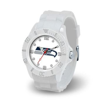 NFL Seattle Seahawks Women's Cloud Watch