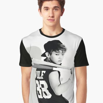 'EXO KPOP - Baekhyun' Graphic T-Shirt by ppanda
