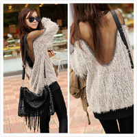 doshow — New long-sleeved fashion trend of women SY0001