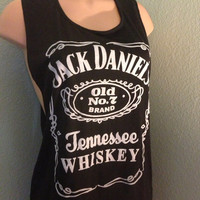 Jack Daniels Tank Tops by CaliforniaWear on Etsy