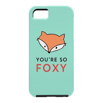Allyson Johnson You are so foxy Cell Phone Case