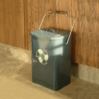Metal Recycle Bin