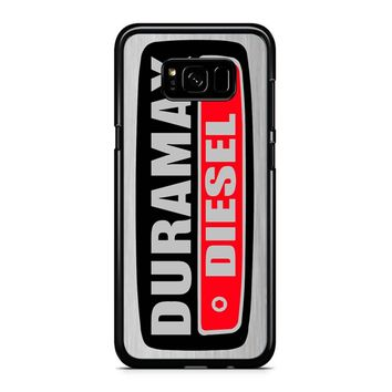 Duramax Diesel On Plate Samsung Galaxy S8 Plus Case
