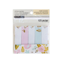 Uptown Chic Solid Sticky Note Flags By Recollections™