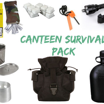 Canteen Survival Package