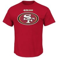 NWT Men's San Francisco 49ers Critical Victory II T-Shirt - Sizes XL & L