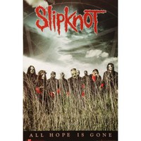 Slipknot All Hope Domestic Poster - Slipknot - S - Artists/Groups - Rockabilia
