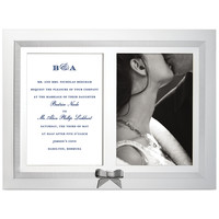 kate spade new york Grace Avenue Double Invitation Frame | macys.com