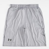 """Under Armour Mens Raid 10"""" Shorts Gray  In Sizes"""