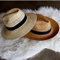 The Havana Straw Hat