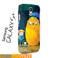 Adventure Time Samsung Galaxy Series Full Wrap Cases