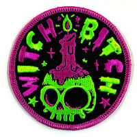 Witch Bitch Patch