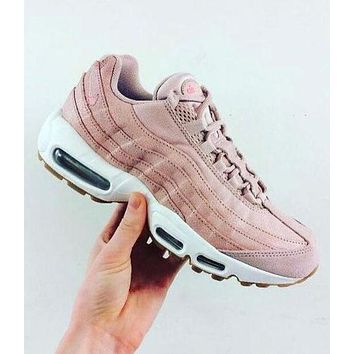 NIKE Air max Women Man sports running shoes sneakers Pink I