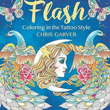 Flash coloring book