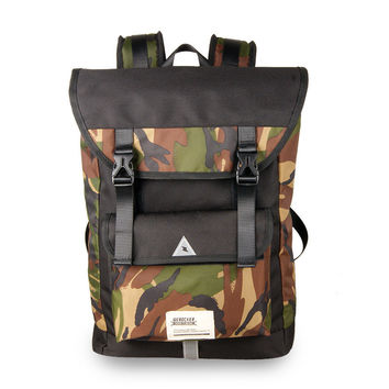 On Sale Comfort Hot Deal College Stylish Back To School Men Casual Korean Backpack [4915434756]
