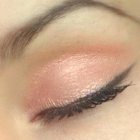 100% All Natural, Vegan Eyeshadow and Eyeliner Makeup in Sorbet