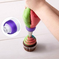 PEAPG2Q kitchen accessories cake decorating tools Tip DIY Cake Icing Piping Nozzles Cooking Pastry Bag Cake Baking Tools wedding cake ##