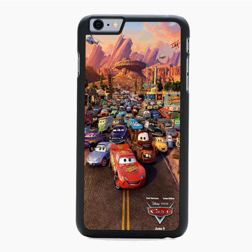 Cars All Caracter For HTC One M7 M8 | M9 Case