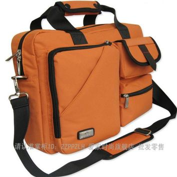 LMFUNT Edifier 13 14 15 inch Nylon casual Computer laptop notebook bags case messenger Shoulder bag Durable Free shipping