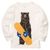 Carter's® Bear Thermal Tee – Boys 2t-4t
