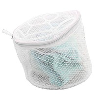 Women Bra Laundry Bag Basket Lingerie Washing Hosiery Saver Protect Mesh Small Bag Levert Dropship mar9