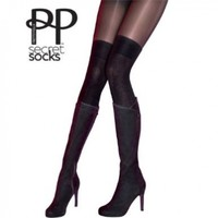 Pretty Polly Women's Over The Knee Sock Tight