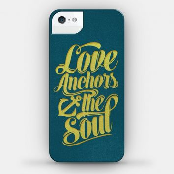 Love Anchors The Soul | HUMAN