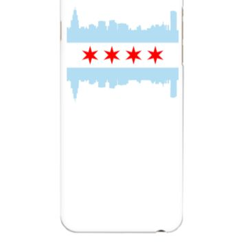 Chicago Flag Skyline - iphone 6 Plus Case