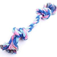 Hosaire Dog Chew Rope Tug Toys
