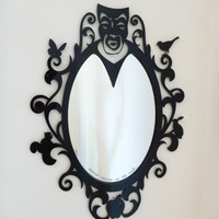 Snow white fairytale mirror choose your own colour by ikandi11