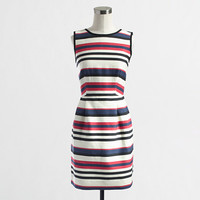 Factory multicolor stripe dress - Waist-Defined Dresses - FactoryWomen's Dresses - J.Crew Factory