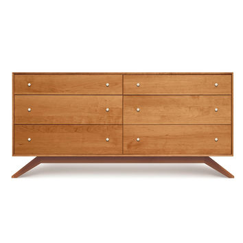 Astrid 6-Drawer Dresser | Copeland Furniture