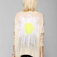 Lucca Couture Daisy Cardigan - Urban Outfitters