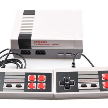 Mini NES video game machine,RETRO GAMER 600 Classical Games