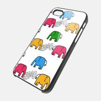 ELEPHANT COLORFULiPhone Case And Samsung Galaxy Case