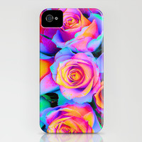Wild Roses iPhone & iPod Case by Joke Vermeer