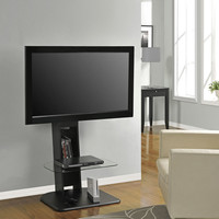 """Altra Furniture Galaxy TV Stand with Mount for TVs Up to 50"""""""