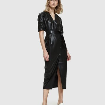 Nanushka / Penelope Vegan Leather Dress