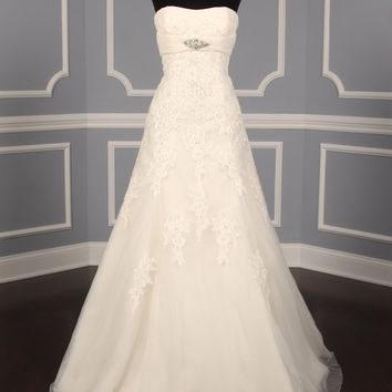 Pronovias Petalo Wedding Dress On Sale - Your Dream Dress