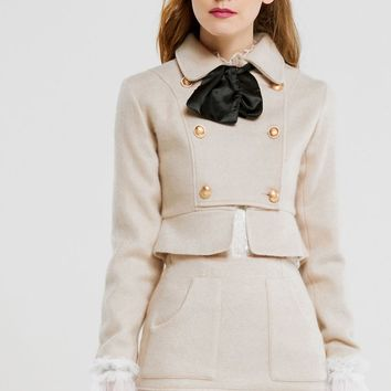 Emily Classic Jacket Skirt Set