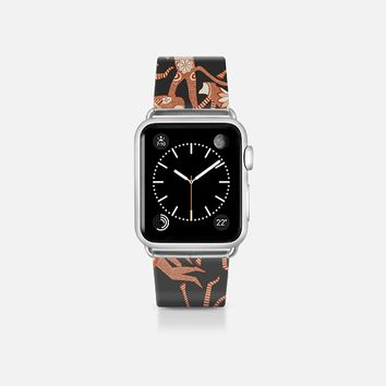 monkey apple watch band Apple Watch Band (38mm) by Sharon Turner | Casetify