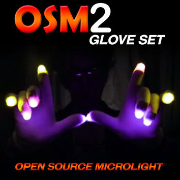 OSM2 Open Source Glove Set